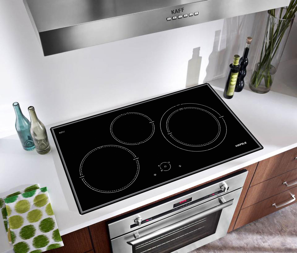 Bếp từ cao cấp Hafele HC-I773C 536.01.835 nhập khẩu Tây Ban Nha, bếp từ, bếp  điện từ, bếp từ đôi, bếp điện từ đôi, bếp từ giá rẻ, bếp điện từ giá