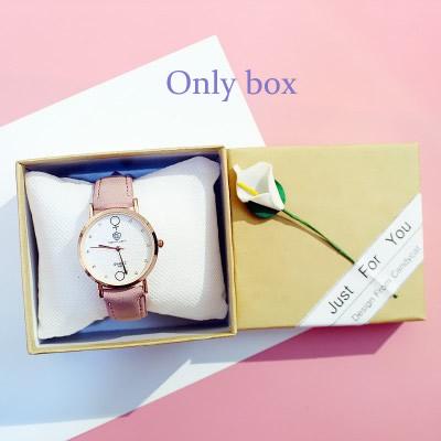 [Hot Bán] Eooshop Tiên hồng Gift Box trí Box Bracelet Box Xem Box Birthday Gift Box 2021 New 2