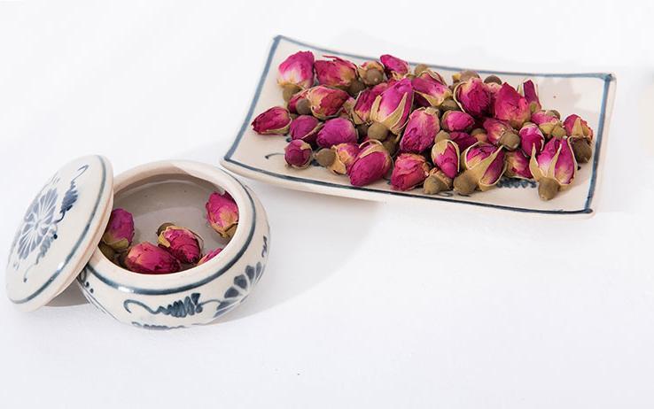 Tỏa Trà - Trà Hoa Hồng sấy khô Mộc sắc - trà hoa hồng