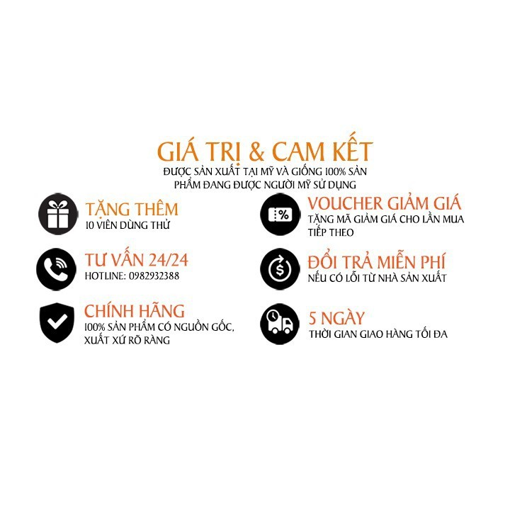 Dầu tỏi Garlic oil 1000mg của Mỹ tốt hơn 100 lần tinh dầu tỏi diep chi tăng cường hệ miễn dịch, phòng ngừa cảm cúm, giảm cholesterol, xơ vữa động mạch, Vitamin Mỹ Puritan s Pride 10 viên dùng thử 8
