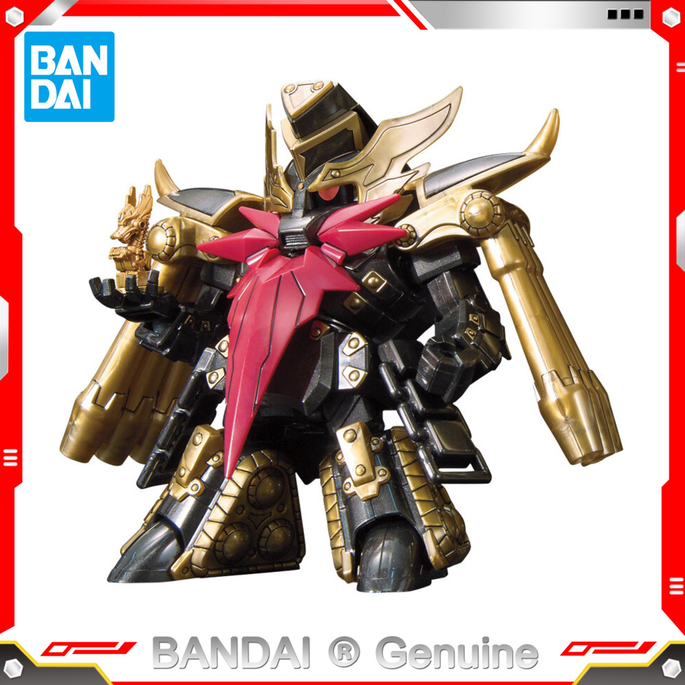 BANDAI Gundam Phiên bản Q SD BB Warrior Three Kingdoms Assembled Gundam BB407 Dong Zhuo Zaku 224029