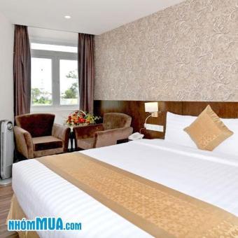 Kings Hotel Đà Lạt tiêu chuẩn 4* - Buffet 3N2Đ - Siêu hấp dẫn