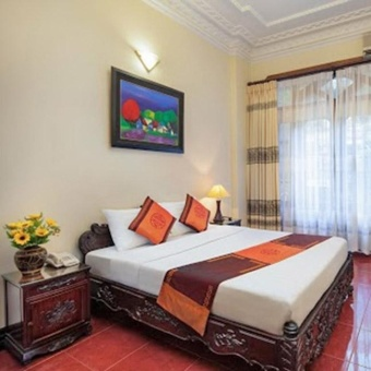 Khách sạn Lucky 1 Hà Nội tiêu chuẩn 3* bên cạnh Hồ Hoàn Kiếm