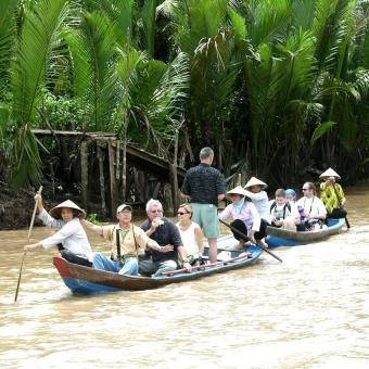TP HCM – Tour du ngoạn miền Tây 1 ngày với người nước ngoài(...)