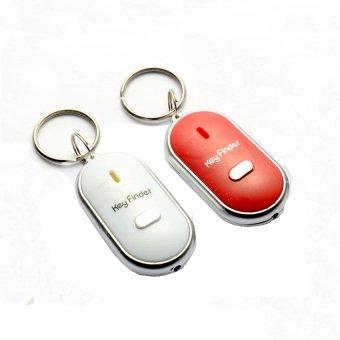Bộ 2 Móc khóa huýt sáo thông minh ( key finder )