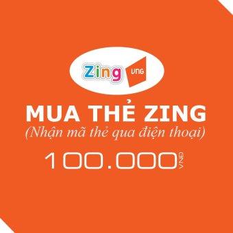 Mã thẻ Game Zingxu 100.000