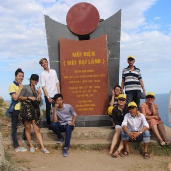 Tour Phú Yên - Đảo Điệp Sơn, Con đường giữa biển - Khách Sạn 4 sao