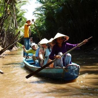 Tour miền Tây sông nước 2N1Đ với người nước ngoài