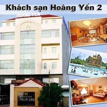 Bình Dương – Khách sạn Hoàng Yến II Bình Dương tiêu chuẩn 3*