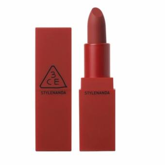Son lì 3CE Red Recipe Matte Lip Color Lipstick #215 Ruby Tuesday