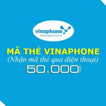 Mã thẻ Vinaphone 50.000