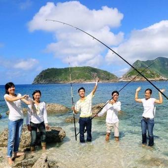 Phú Quốc – Tour Phú Quốc: câu cá - lặn ngắm san hô, khởi hành hàng ngày