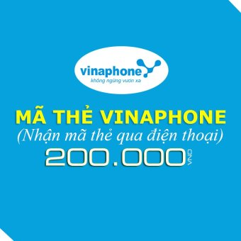 Mã thẻ Vinaphone 200.000