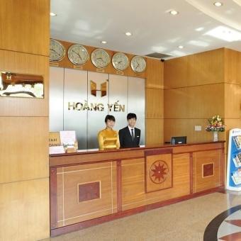Bình Dương – Khách sạn Hoàng Yến I Bình Dương tiêu chuẩn 3*