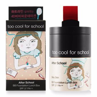 Kem nền trang điểm 3 trong 1 Too Cool For School After School BB Foundation Lunch Box #1 Matte Skin
