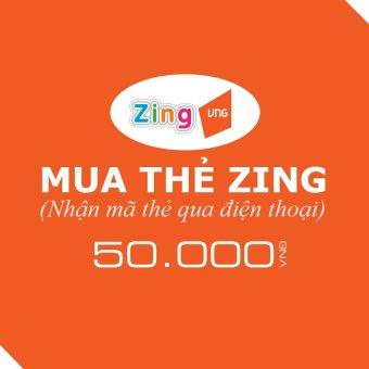 Mã thẻ Game Zingxu 50.000