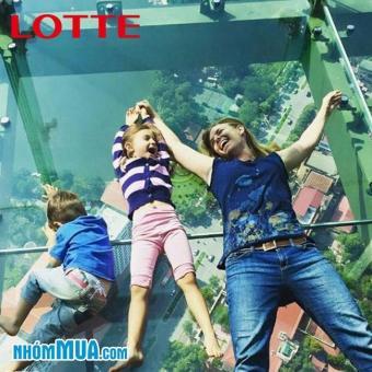 Vé tham quan Đài quan sát Lotte tầng 65 - Lotte Center Ha Noi