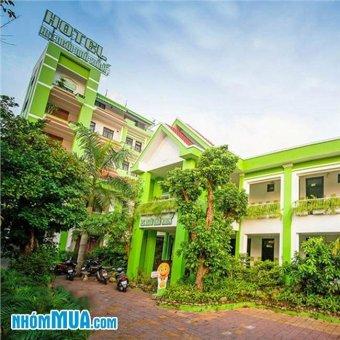 Khách sạn Ngôi Nhà Xanh - Sát cầu sông Hàn TP. Đà Nẵng