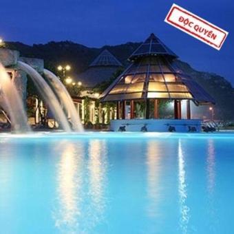 Long Hải Beach Resort 4*- Ăn Sáng - Hồ Bơi Rộng Nhất Vũng Tàu