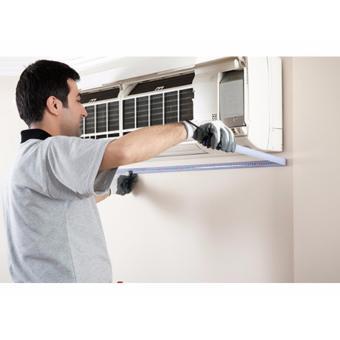 Dịch vụ lắp đặt máy điều hòa Inverter, điều hòa thường sử dụng gas R32, R410, công suất 7000 - 13000 BTU