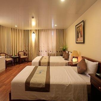 Khách sạn Hà Nội Moon View 2 tiêu chuẩn 3*
