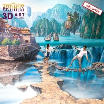 TPHCM – Vé tham quan và chụp hình (T2 - CN, Lễ) - Bảo tàng 3D Artinus