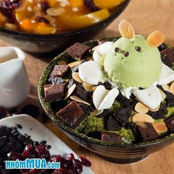 BingSu + Bonus ice cream Cho 2 - 4 người - Excape Desert