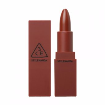 Son lì 3CE Mood Recipe Matte Lip Color Lipstick #909 Smoked Rose