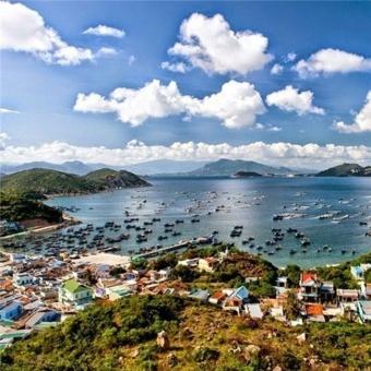Tour Cam Ranh - Đảo Bình Ba - BBQ hải sản 2N2Đ