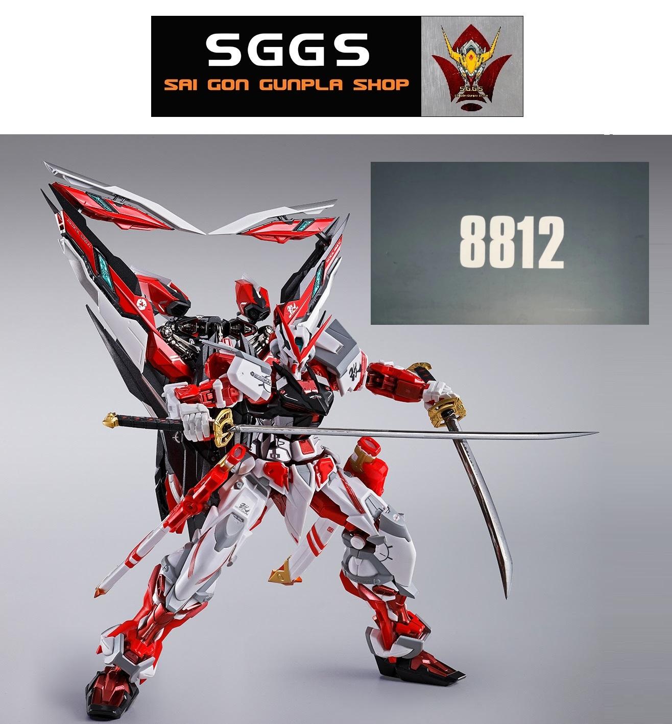 Daban 8812 Mô Hình Lắp Ráp Gundam 1/100 Mg Astray Red Kai Gundam Đồ Chơi Lắp Ráp Anime