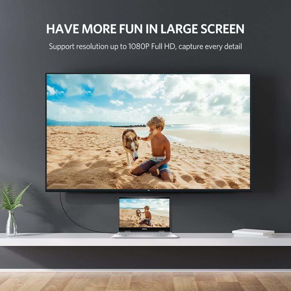 Cáp chuyển đổi Mini DisplayPort sang HDMI dài 2m UGREEN 10435