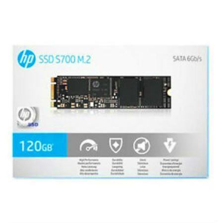 Ổ Cứng SSD HP S700 M.2 120GB