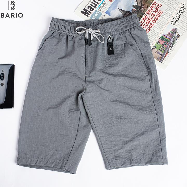 [Xả kho quần] Quần short đũi nam quần ngố đũi nam vải đũi thoáng mát thời trang