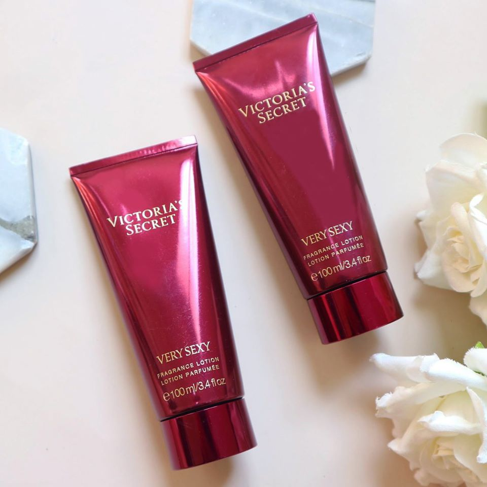 DƯỠNG THỂ VICTORIA'S SECRET VERY SEXY FRAGRANCE LOTION