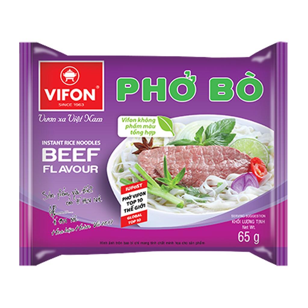 Phở Bò Vifon 65Gr