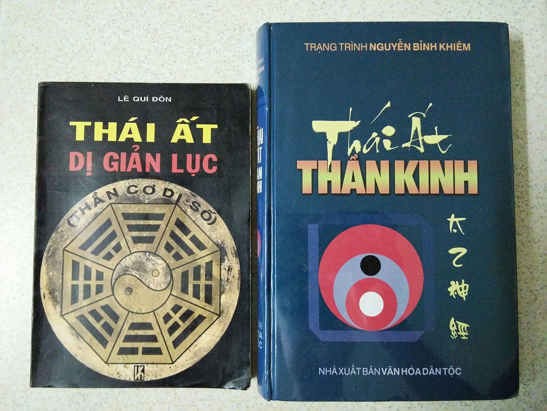 Thái Ất Thần Kinh - tác phẩm kỳ thư huyền bí của tác giả Nguyễn Bỉnh Khiêm - NXB Văn Hóa Dân Tộc