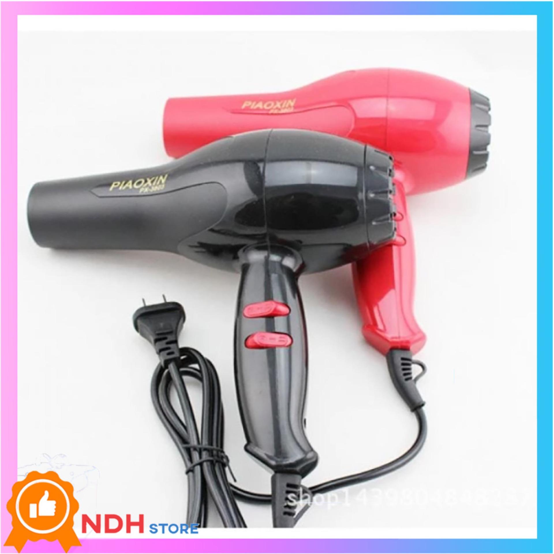 Máy sấy tóc đa dụng sấy nóng, lạnh có 4 cấp độ gió PX-3803
