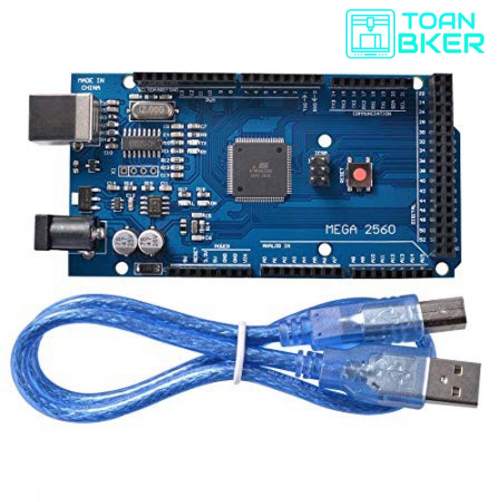 Arduino mega 2560 chip ch340