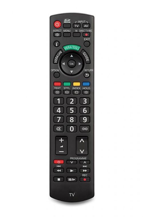 Điều Khiển TiVi Panasonic RM-D920 loại tốt thay thế khiển zin theo máy - tặng kèm pin chính hãng - Remote Panasonic D920 - Remote tivi Panasonic RM-D920 đầu bấm tivi loại tốt chất lượng ổn thay thế khiển theo máy - Bảo hành 3 tháng 4