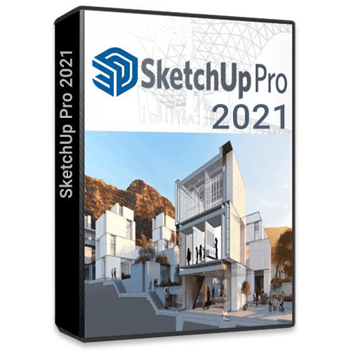 Phần mềm SketchUp Pro 2021 tặng kèm Onedrive 5TB