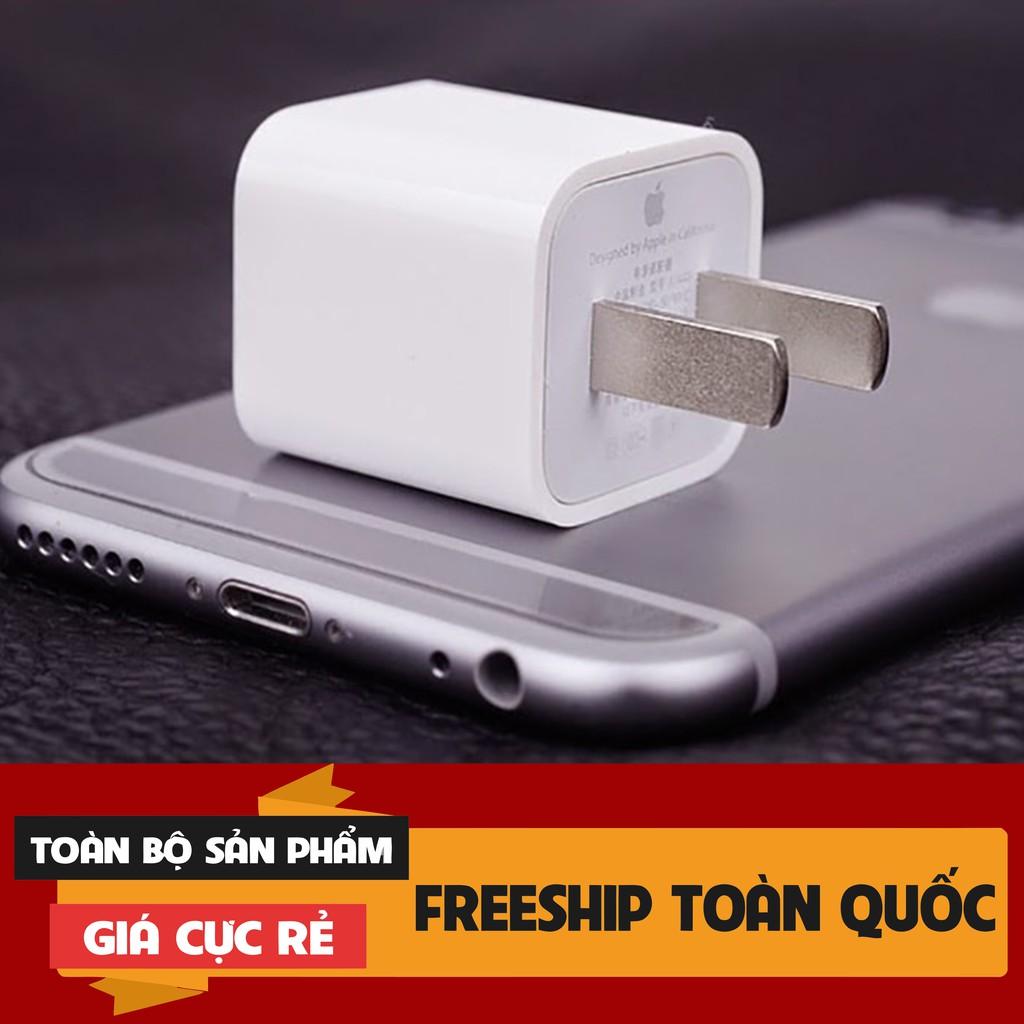 Hình ảnh [FREESHIP cho đơn hàng từ 50k] Cốc sạc iphone Zin dùng cho iPhone (5,6,7,8,X,11), iPad, iPod, Sạc dễ dàng cho các thiết bị thông qua cổng kết nối USB, thiết kế nhỏ gọn nguyên seal 100%.