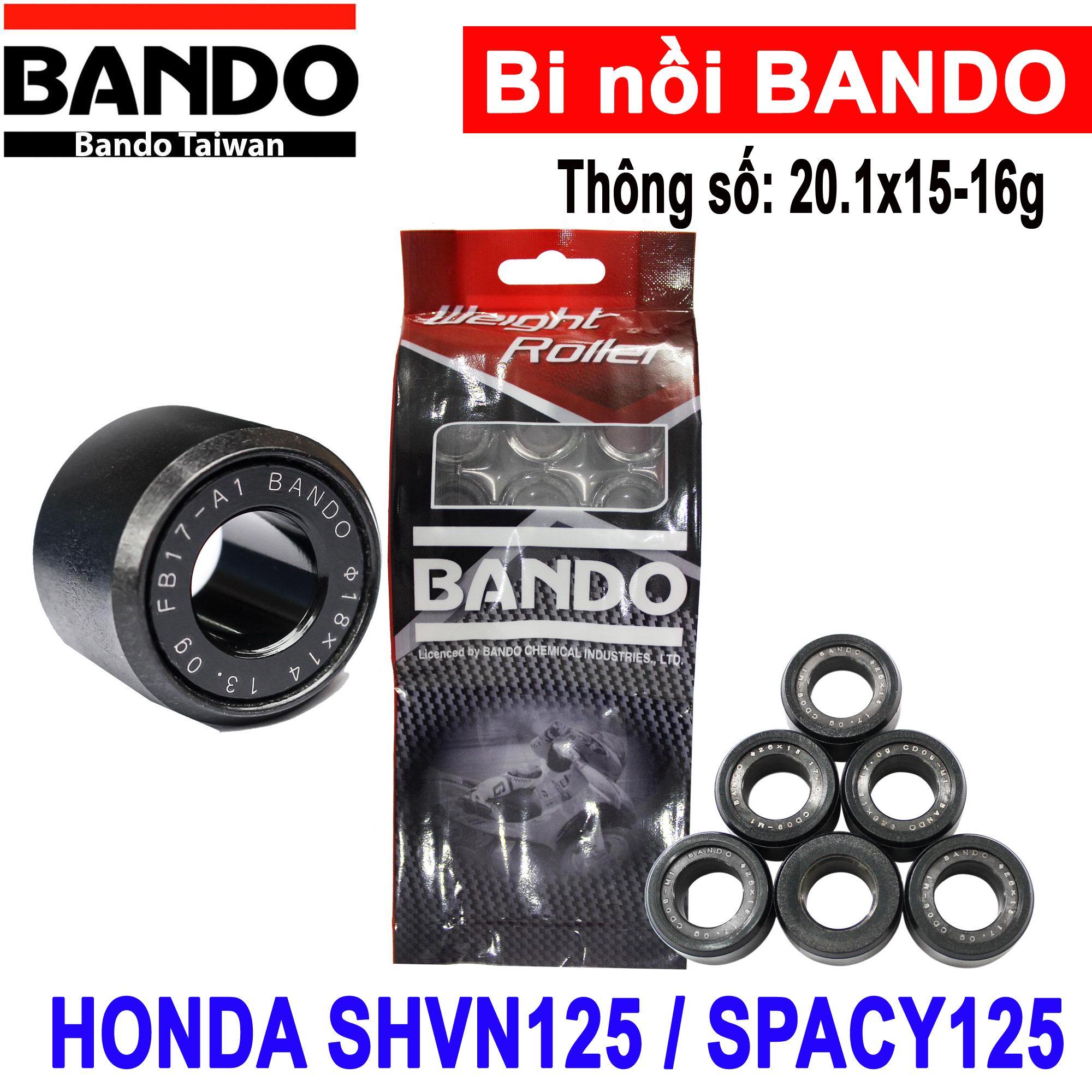 Bi nồi Bando SHnew125/ Spacy125