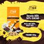 [ĂN LÀ NGHIỆN] Kẹo Sô cô la sữa tăng cân nhân Hạt điều thanh Figo 50gram ( Đồ ăn vặt ngon, độ gây nghiện cao ) - Vietnamese Milk Chocolate