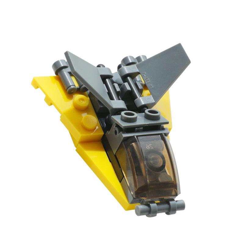 Combo đồ chơi trẻ em 3 xe ô tô xếp hình LEGO CITY từ 27 đến 32 chi tiết nhựa ABS cao cấp cho bé từ 4 tuổi trở lên phát triển trí tuệ và sáng tạo 3