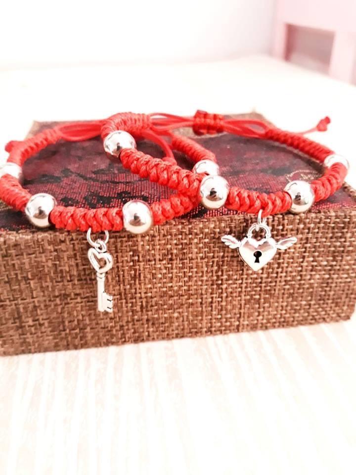 Vòng tay đôi đan ngôi sao (bán lẻ)