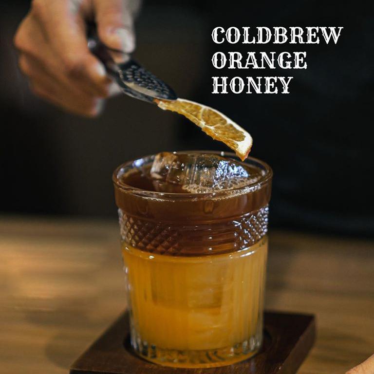 [HCM] EFFOC COFFEE - Giao hàng tận nơi - Evoucher Mua 1 Tặng 1 tại Effoc HCM - Coldbrew Honey Orange