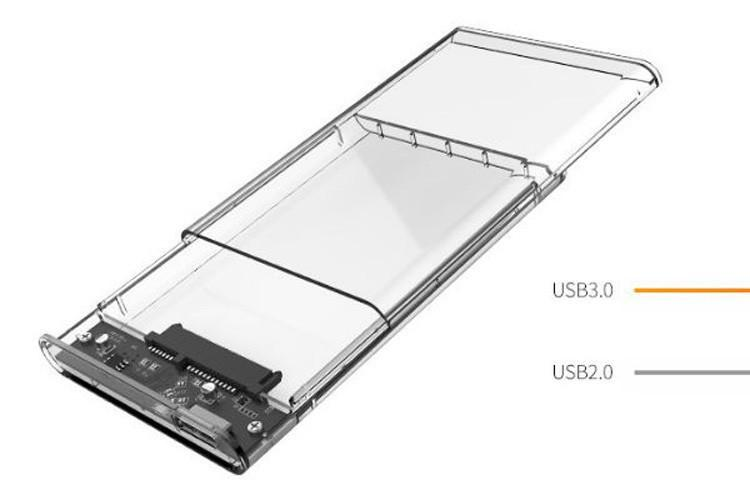 Hộp đựng ổ cứng 2.5 inch chuẩn USB 3.0 1000000655