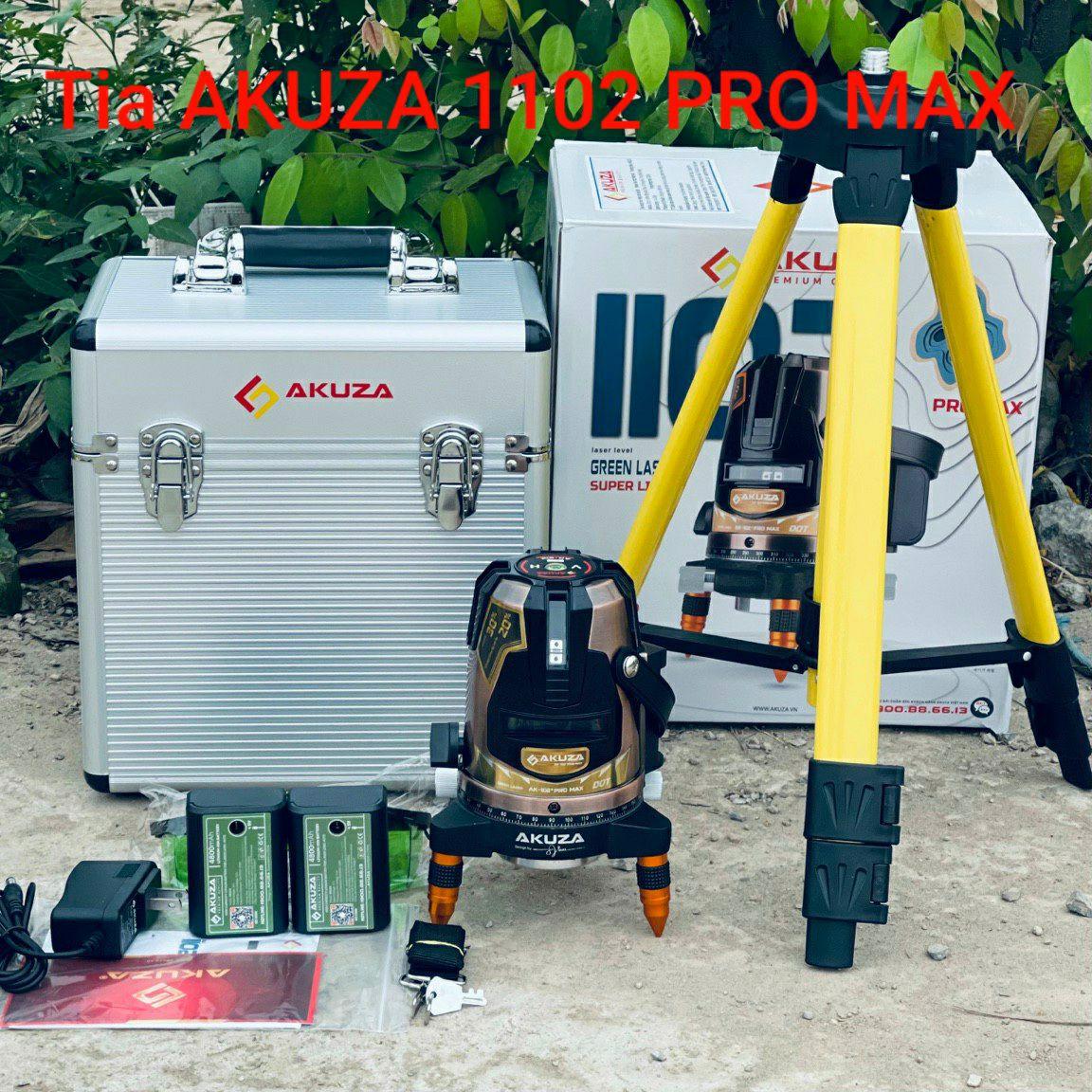 Tia AKUZA1102 PRO MAX