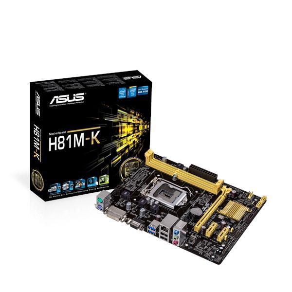 Main Asus H81 nguyên bản chưa qua sửa chữa chạy cực ổn định độ bền cao socket 1150 chạy các dòng CPU G đầu 3 và i3 đầu 4 bảo hành 3 tháng lỗi 1 đổi 1