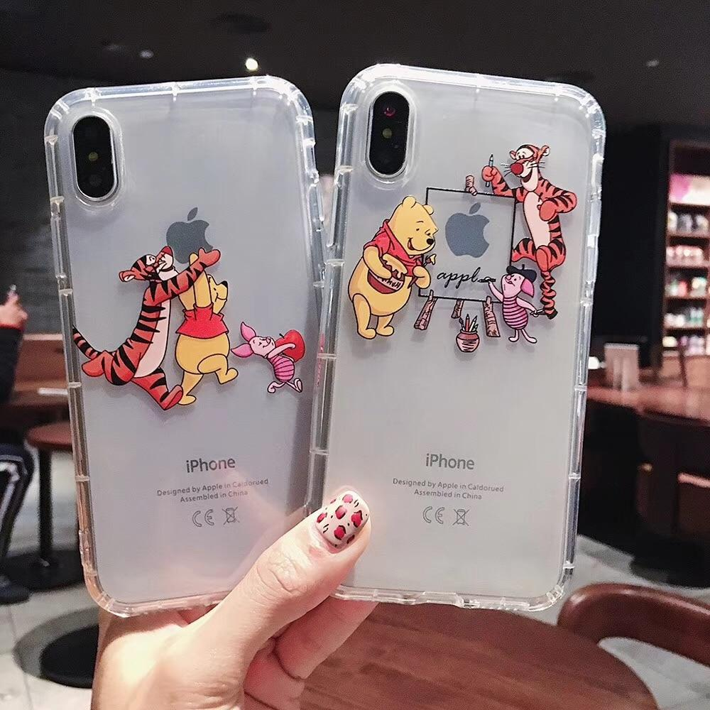 coque iphone xr winnie